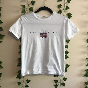 Brandy Melville Rare Los Angles T-Shirt